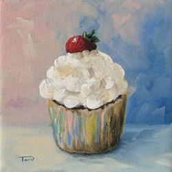 Art: Cupcake 005 by Artist Torrie Smiley