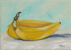 Art: Bananas III by Artist Torrie Smiley
