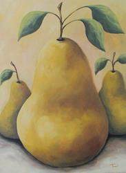Art: Faye's Pears by Artist Torrie Smiley