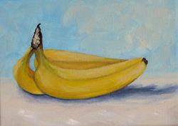 Art: Bananas IV ebsq.jpg by Artist Torrie Smiley