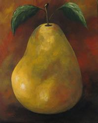Art: Southwest Pear II by Artist Torrie Smiley