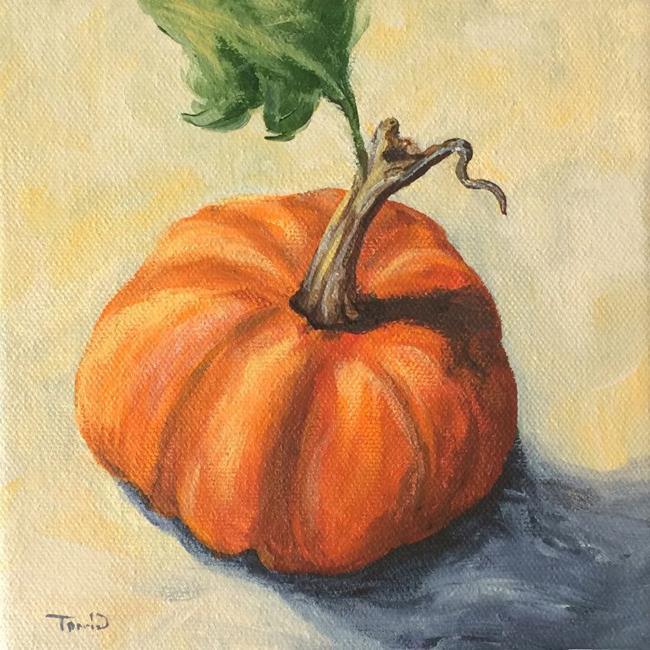 Art: Pumpkin Everything by Artist Torrie Smiley