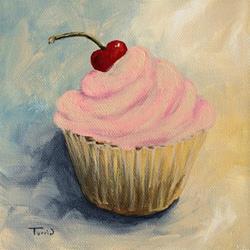 Art: Cupcake 008 by Artist Torrie Smiley