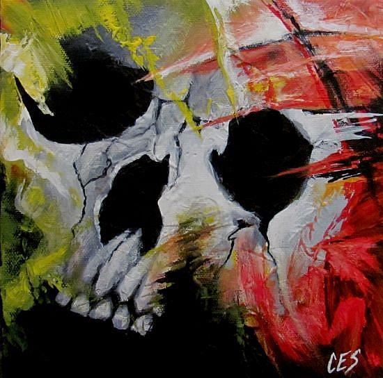 Art: Hollow by Artist Christine E. S. Code ~CES~