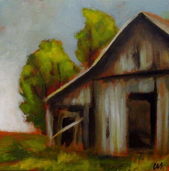 Art: A New Summer by Artist Christine E. S. Code ~CES~