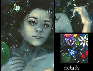 Detail Image for art Ophelia Immortal