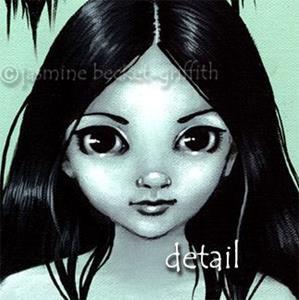 Detail Image for art Nude Fairy Drake