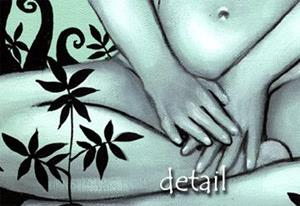 Detail Image for art Nude Fairy Drake