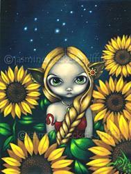 Art: Leo by Artist Jasmine Ann Becket-Griffith
