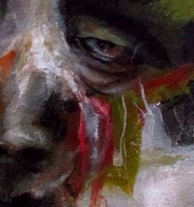Detail Image for art Plague