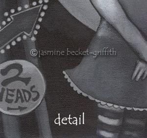 Detail Image for art Cirque du Noir: