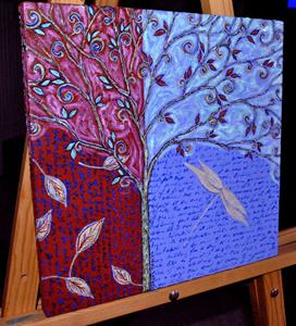Detail Image for art Dreams & Wishes ~ Sold