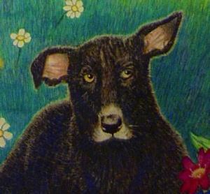 Detail Image for art Sunrise for Brandywyne