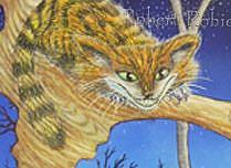 Detail Image for art The Cheshire Cat