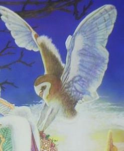 Detail Image for art Bertcha- Winter Solstice Queen