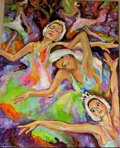 Detail Image for art Colors of dance
