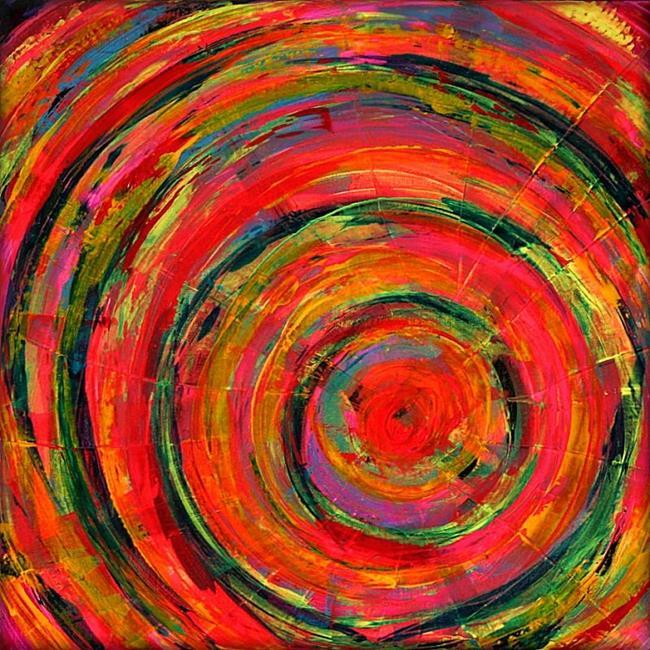 Art: Chaos Theory by Artist Amanda Hone