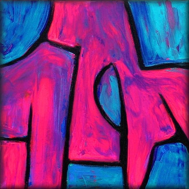 Art: Dromedary by Artist Amanda Hone