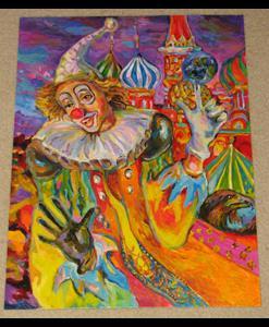Detail Image for art Good Clown