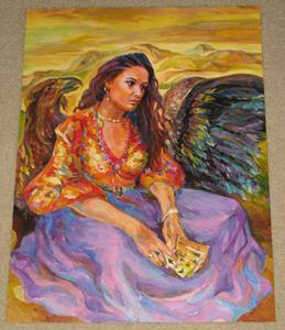Detail Image for art Fortune teller
