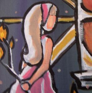 Detail Image for art Burning