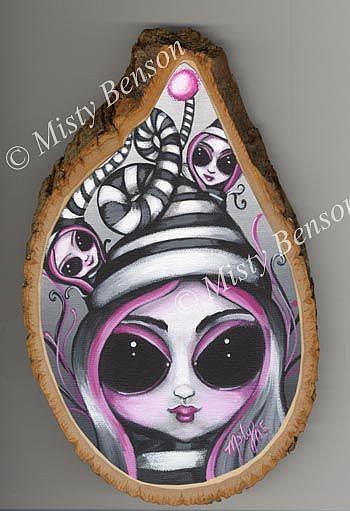 Art: Cute As A Bug by Artist Misty Benson