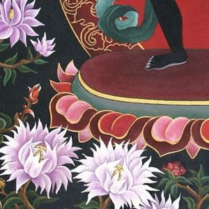Detail Image for art Samvara Supreme Bliss