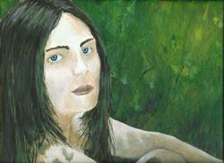Art: Amarilli by Artist Kimberly Vanlandingham