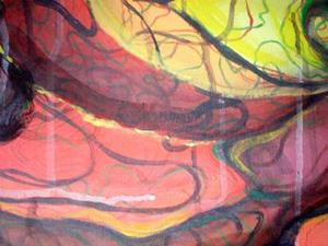 Detail Image for art Alstromeria Number 2