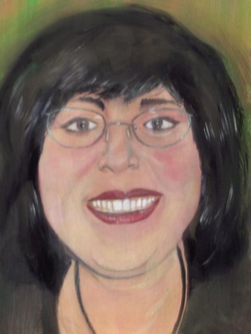Art: Joanna - Unavailable by Artist Aimee L. Dingman