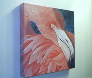 Detail Image for art Flamingo (Private Collection)