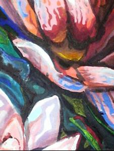 Detail Image for art Water Lilies