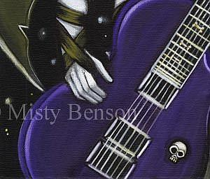 Detail Image for art Creature of Guitar