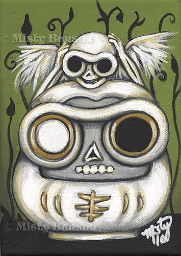 Art: Skellruma by Artist Misty Monster (Benson)