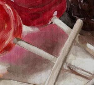 Detail Image for art Tootsie Pop Rainbow