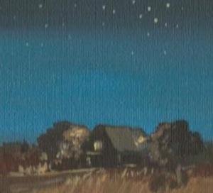 Detail Image for art Summer Night