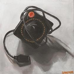 Art: A Joystick by Artist Aimee L. Dingman