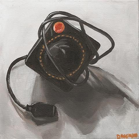 Art: A Joystick by Artist Aimee L. Dingman