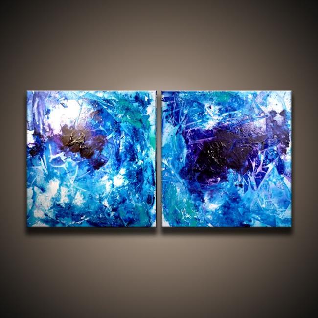 Art: Ice Beauty by Artist Peter D.