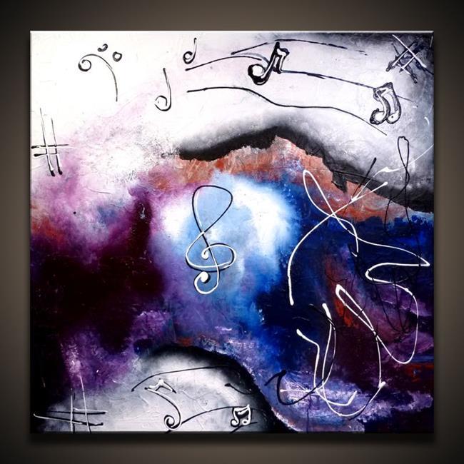 Art: Hear Music by Artist Peter D.