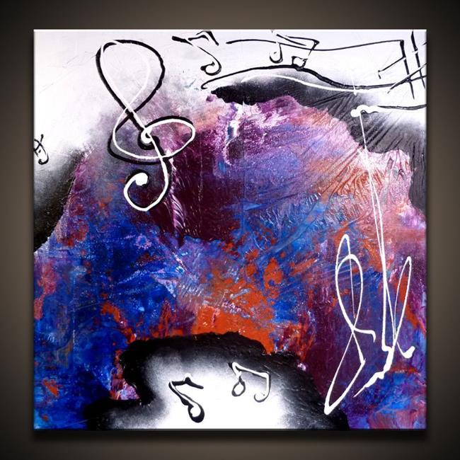 Art: Hear Music Symbols by Artist Peter D.