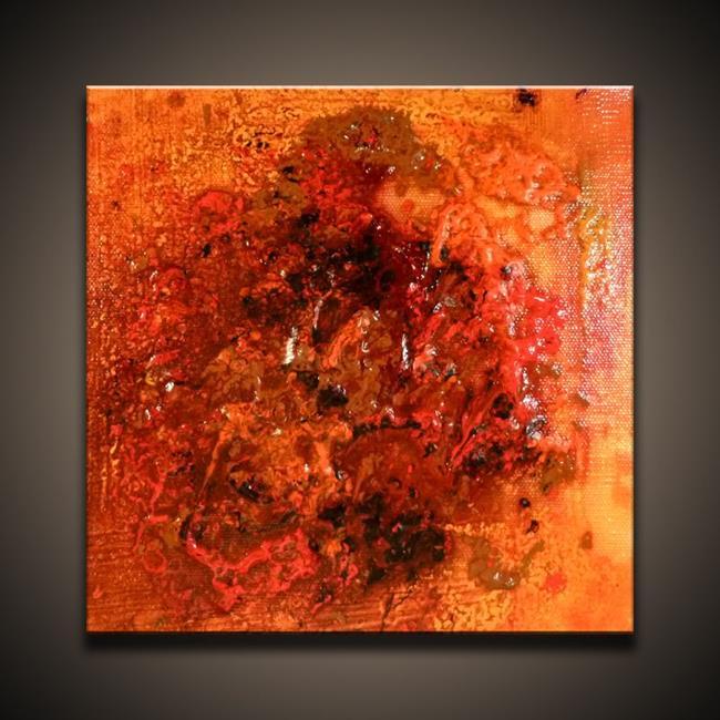 Art: Orange by Artist Peter D.
