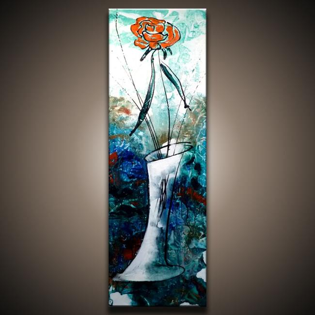 Art: Attracktive One by Artist Peter D.