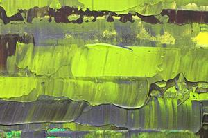 Detail Image for art Lime Green Abstraction 100 (s)
