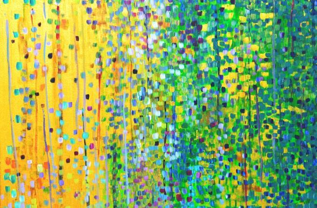 Art: We Plough the Fields by Artist Louise Mead