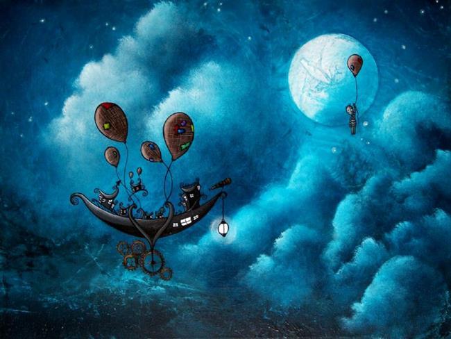 Art: The Outrider by Artist Jaime Zatloukal Best