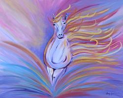 Art: Freedom by Artist Stacey R. Zimmerman