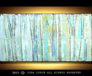 Detail Image for art Blue Grove 147 (s)