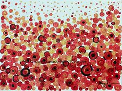 Art: Poppies by Artist Stacey R. Zimmerman
