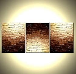 Art: RUSH OF GOLD by Artist Daniel J Lafferty